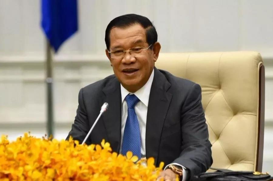洪森:柬埔寨已全面禁止網絡賭博
