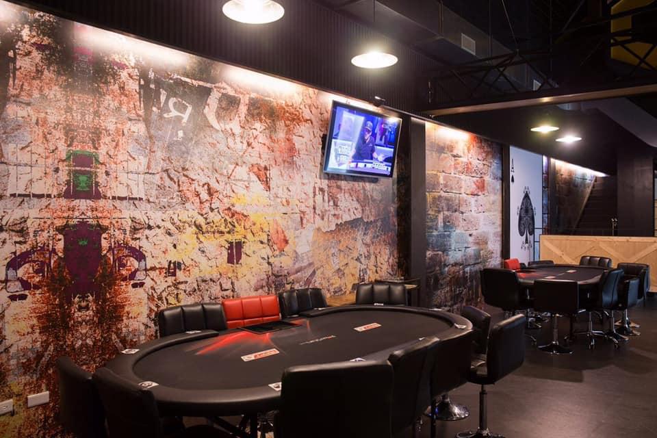 RAISE 台南遊戲主題餐廳