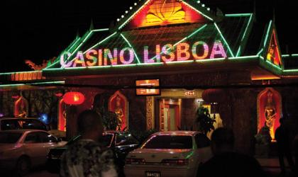 賭博對外國人將合法化