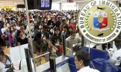 菲律賓移民局